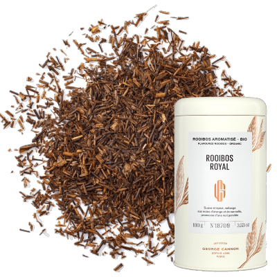 chaj george cannon rooibos royal 50 g.