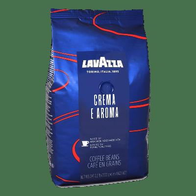 kofe zernovoj lavazza crema e aroma 1.0 g.
