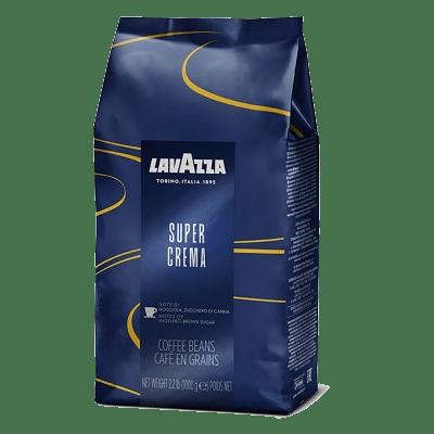 kofe zernovoj lavazza super crema 1.0 g.