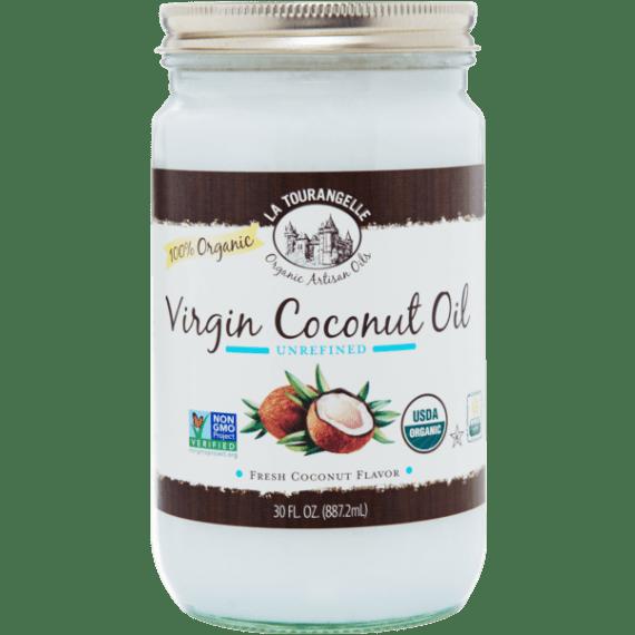 la tourangelle organic virgin coconut oil 314 gr