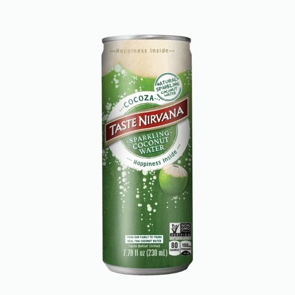 taste nirvana gazirovannaya kokosovaya voda 0.28 l