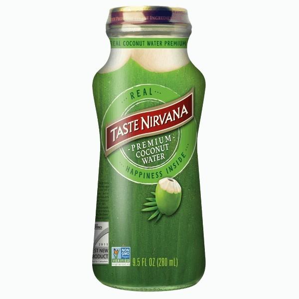 taste nirvana kokosovaya voda 0.28 l