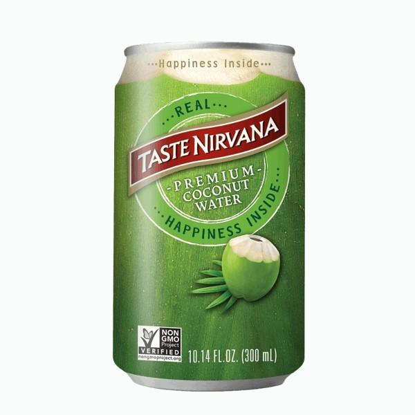 taste nirvana kokosovaya voda 0.3 l