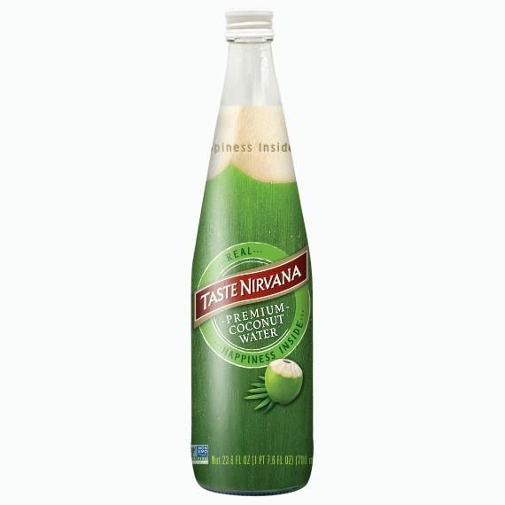 taste nirvana kokosovaya voda 0.7 l