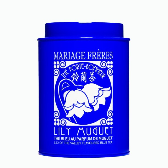 chaj mariage freres lily muguet 100 g