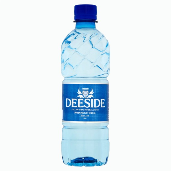 deeside mineralnaya voda bez gaza 0.5 l.