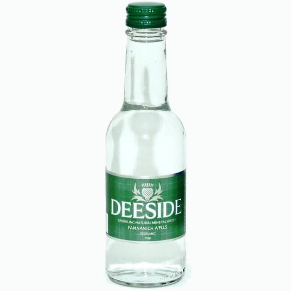deeside mineralnaya voda s gazom 0.25 l.