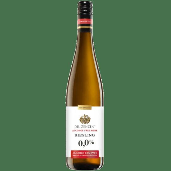 dr. zenzen deutcher riesling einig zenzen bezalkogolnoe beloe vino 0.75 l.