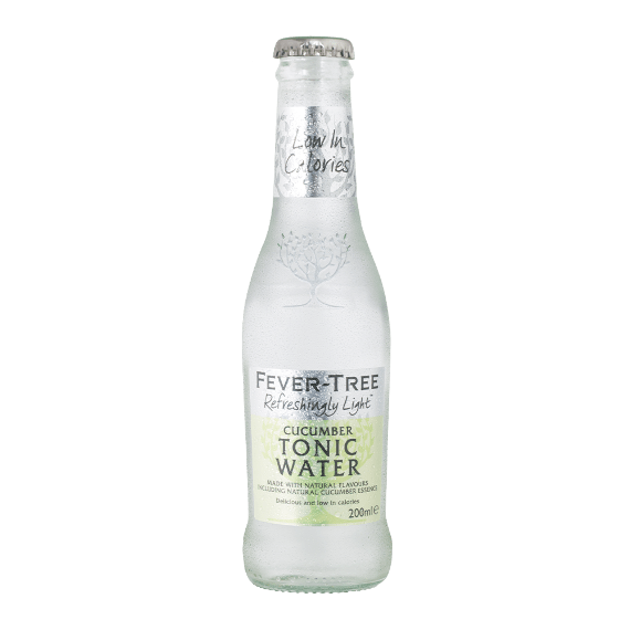 fever tree cucumber tonic 0.2 l
