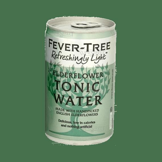 fever tree elderflower tonic water 0.15 l