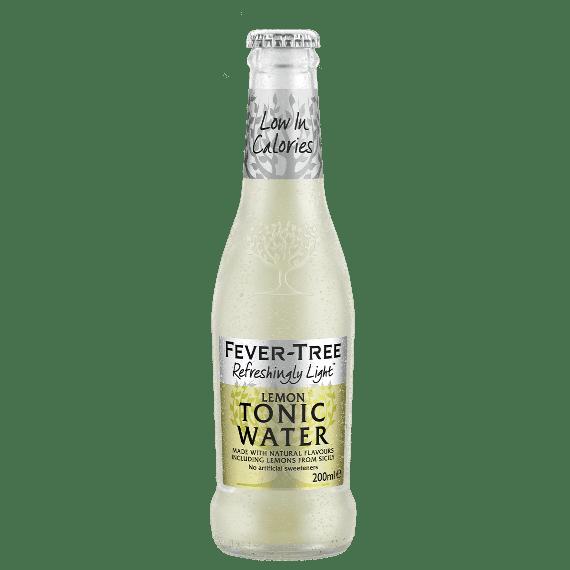 fever tree lemon tonic 0.2 l