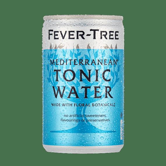fever tree mediterranean tonic water 0.15 l