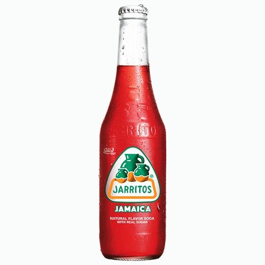 gazirovannyj napitok jarritos jamaica gibiskusa 370 ml