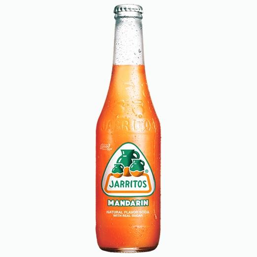 gazirovannyj napitok jarritos mandarin mandarin 370 ml