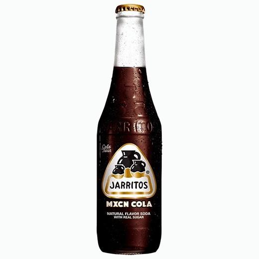 gazirovannyj napitok jarritos mxcn meksikanskaya kola 370 ml