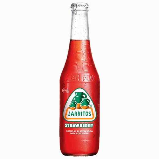 gazirovannyj napitok jarritos strawberry klubnika 370 ml