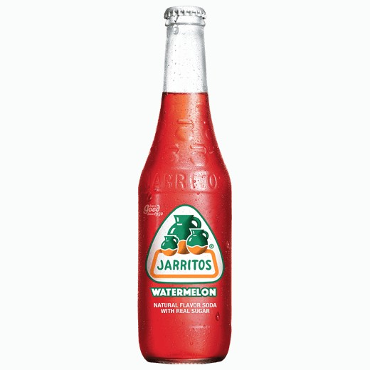 gazirovannyj napitok jarritos watermelon arbuz 370 ml