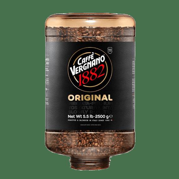 kofe v zernah caffe vergnano 1882 original 25 kg.