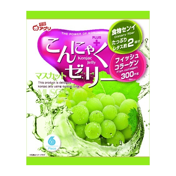 zhele yukiguni aguri so vkusom muskata 108 g.