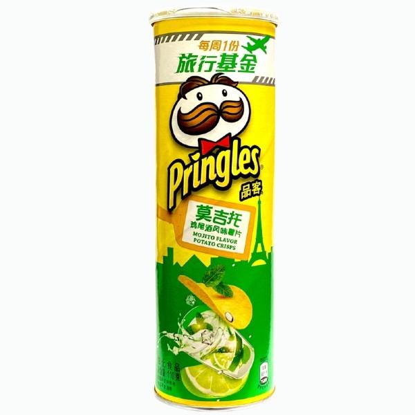 chipsy pringles mojito 110 g