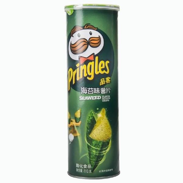 chipsy pringles vasabi i nori 110 g