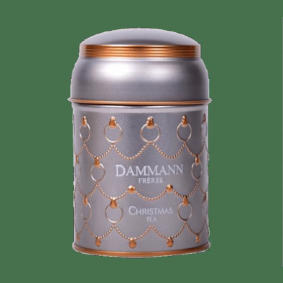 chaj dammann freres christmas tea blanc 100 g.