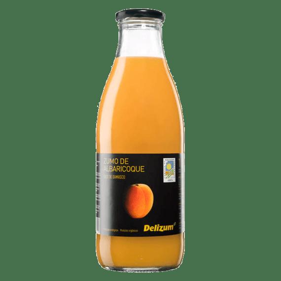organicheskij sok delizum abrikos 1.0 l