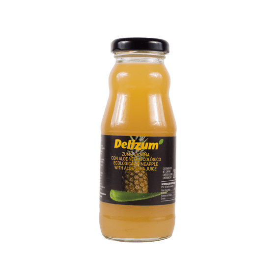 organicheskij sok delizum ananas aloe 0.2 l