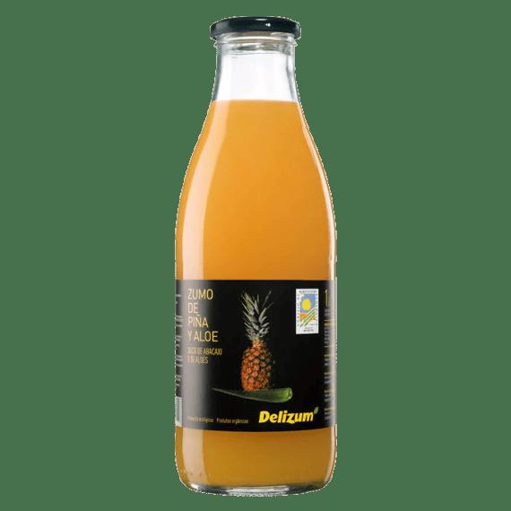 organicheskij sok delizum ananas aloe 1.0 l