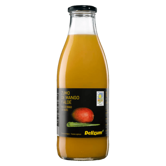 organicheskij sok delizum mango aloe 1.0 l