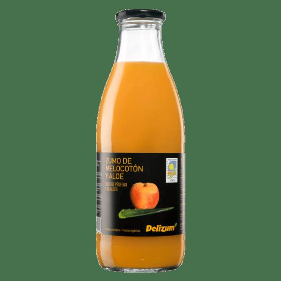 organicheskij sok delizum persik aloe 1.0 l