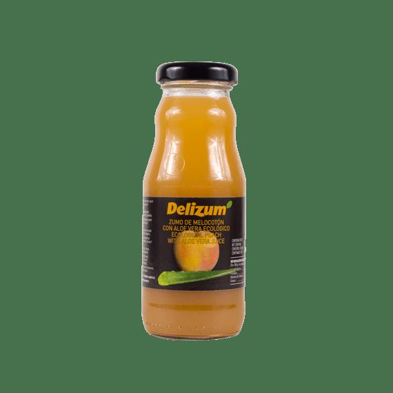 organicheskij sok delizum persik i aloe 0.2 l