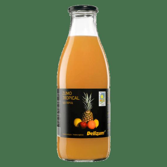 organicheskij sok delizum tropicheskij 1.0 l