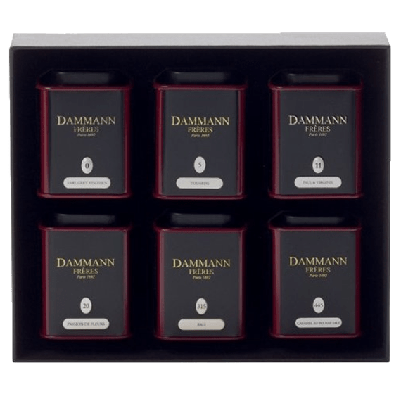 podarochnyj nabor dammann freres parfums 240 g.