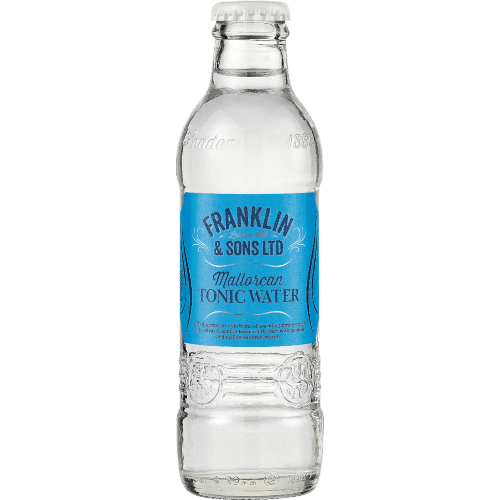 franklin sons mallorcan tonic water 0.2 l 1