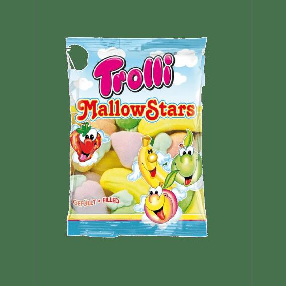 marshmellou trolli mallow stars 150 g.