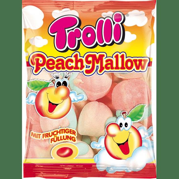 marshmellou trolli persik 150 g.