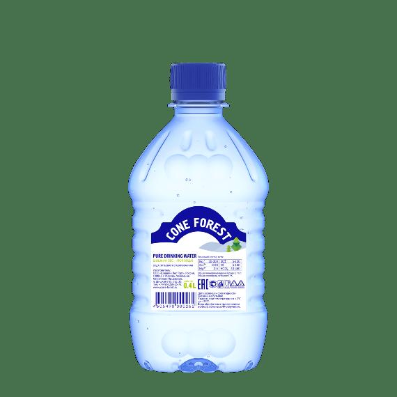 mineralnaya voda shishkin les negazirovannaya 0.4 l