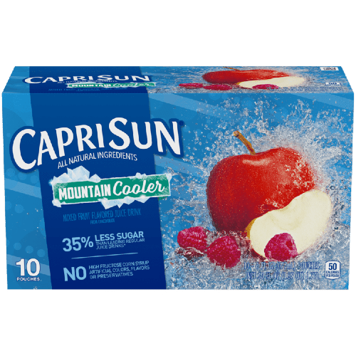 napitok capri sun mountain cooler yabloko malina 0.2 l