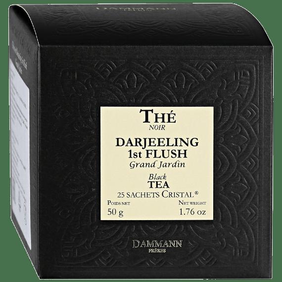 paketirovannyj chaj dammann freres darjeeling 1st flush 2.0 g h 25 p.