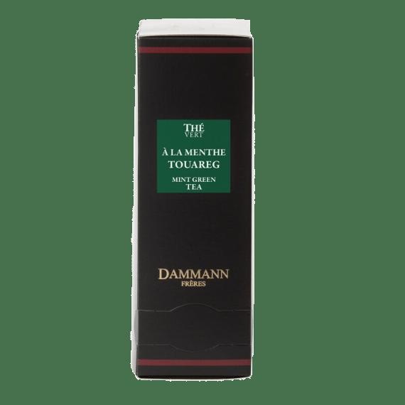 paketirovannyj chaj dammann freres the vert a la menthe 2.0 g h 24 p. 1