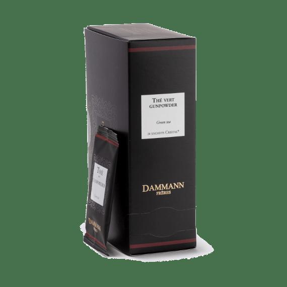 paketirovannyj chaj dammann gunpowder 2.0 g h 24 p.
