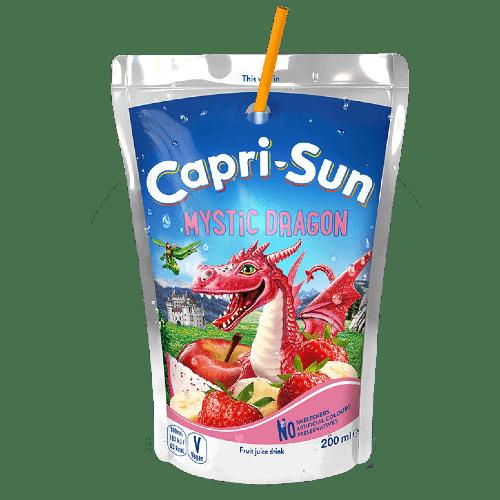 sok capri sun mystic dragon multifrukt 0.2 l