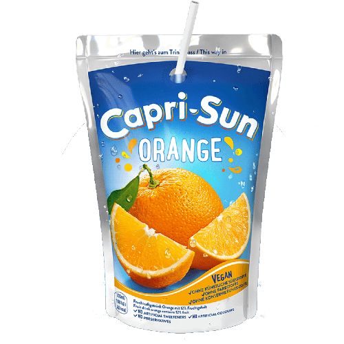 sok capri sun orange apelsinovyj 0.2 l