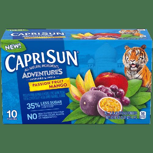 sok capri sun passion fruit mango multifrukt 0.177 l