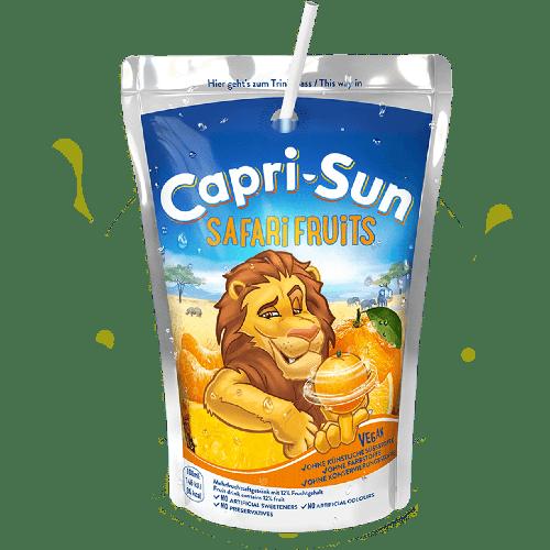 sok capri sun safari fruits multiczitrus 0.2 l