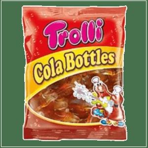 zhevatelnyj marmelad trolli cola bottles kola 100 g.