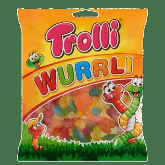 zhevatelnyj marmelad trolli wurrli assorti 100 g.