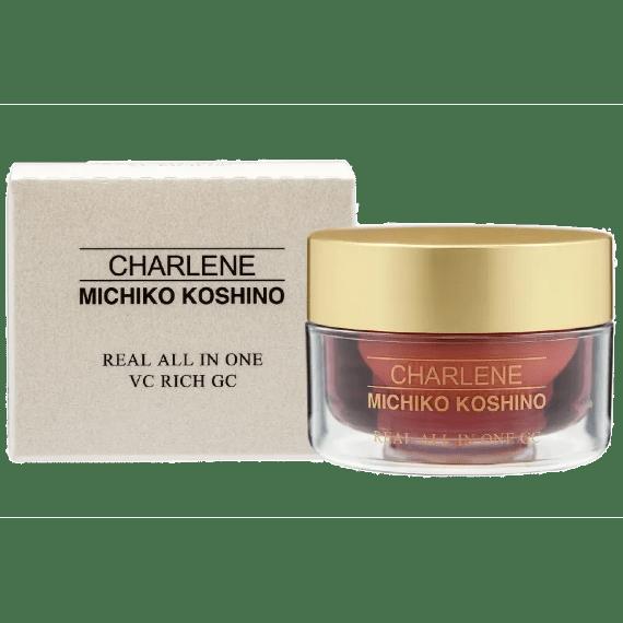 charlene real all in one vc rich gc michiko koshino