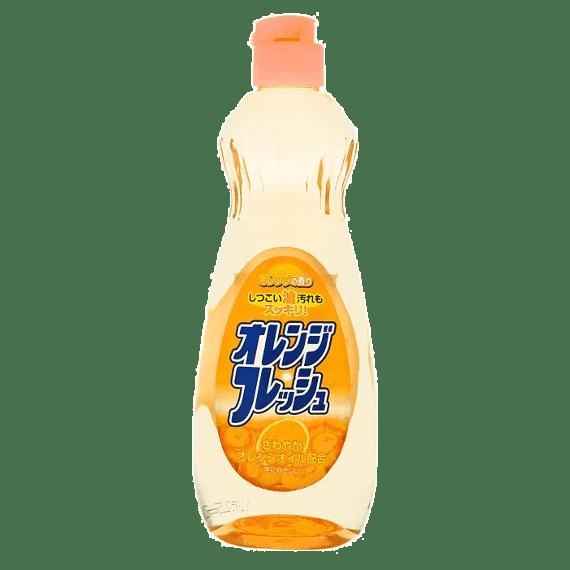 dlya mytya posudy rocket soap enjoy awas apelsin 600 ml.